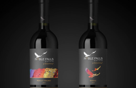 Noble Falls Estate Red WIne
