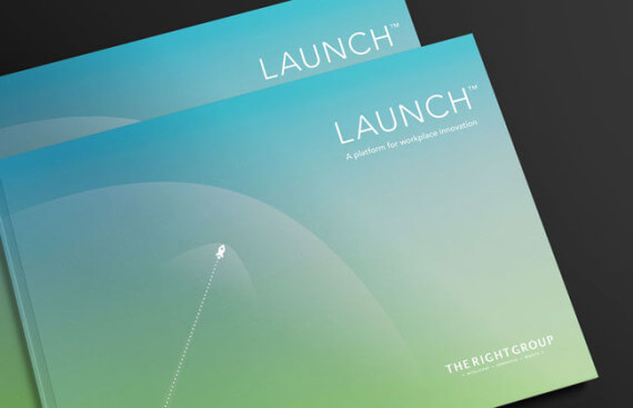The Right Group LAUNCH Workplace Innovation Brochure
