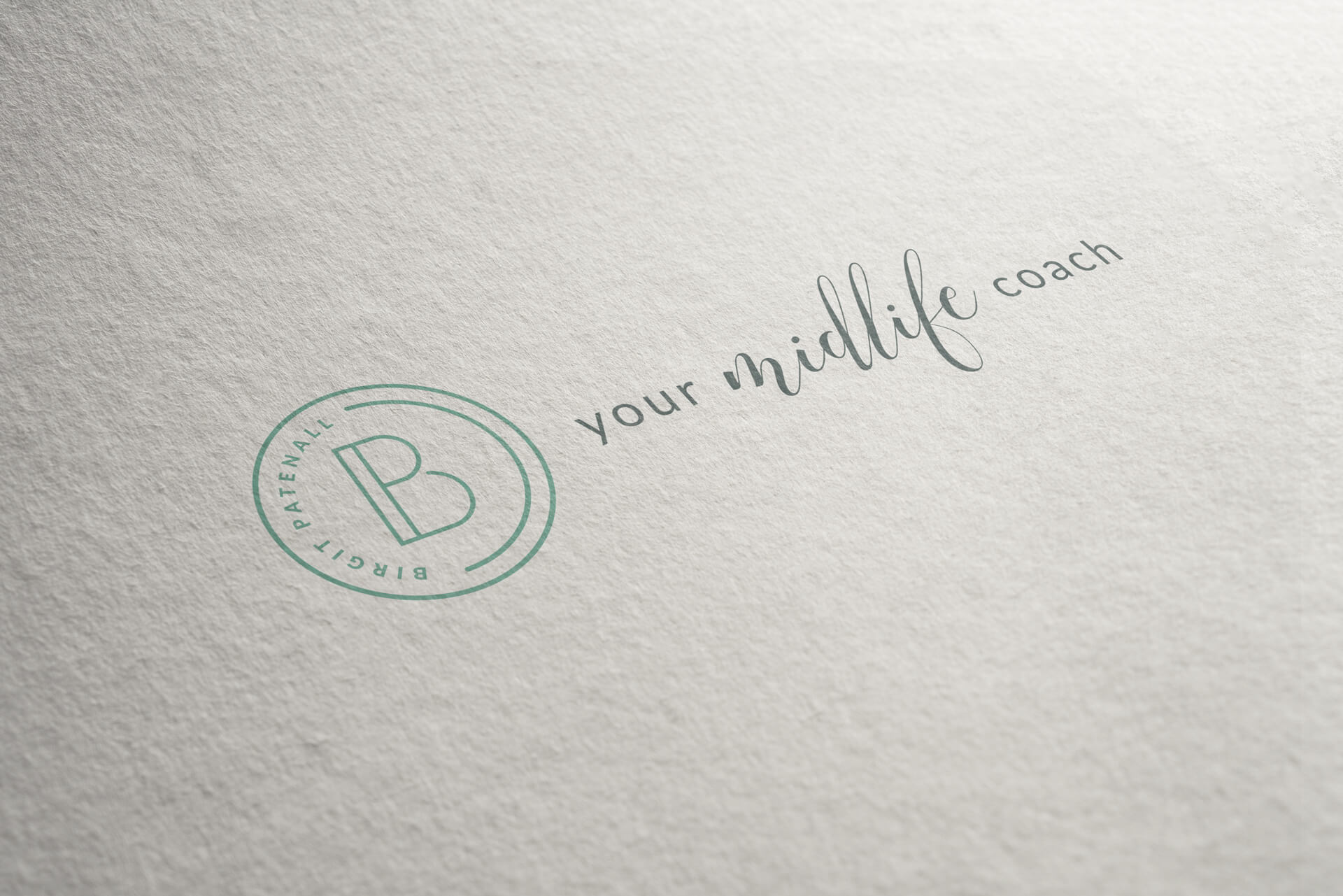 birgit patenall your midlife coach � counselling logo