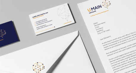 U Main Groupe Stationery