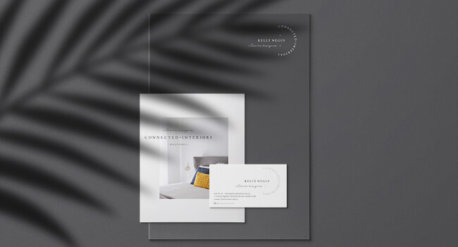Taryn Langlois TL Design Co Branding Design & Website for Halcyon Homes Branding and Website Design Connected Interiors