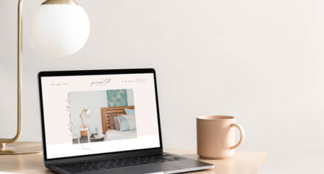Taryn Langlois TL Design Co. Primrose Hill Interiors Branding & Website Design