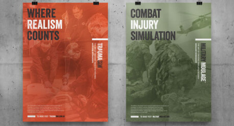 TraumaSim & Military Moulage